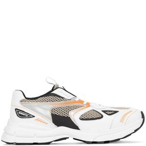 Axel Arigato Marathon panelled metallic sneakers